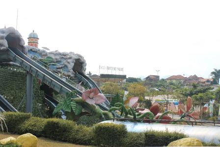 Jatim Park An Indonesian Zoo