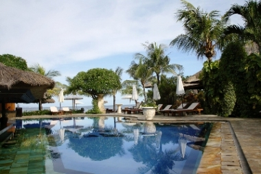 Luxury resort of Tanjung Benoa