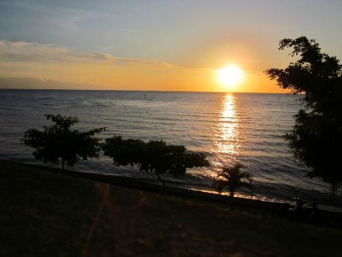 Magical Sunset at Lovina beach