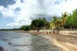 Peaceful Lovina beach