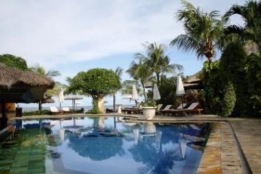 Luxury resort of Tanjung Benoa
