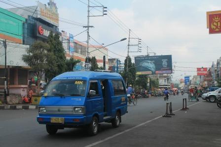 Traffic Malang